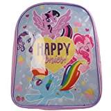 My Little Pony Backpack Zainetto per bambini, 32 cm, 64 liters, Rosa (Purple)
