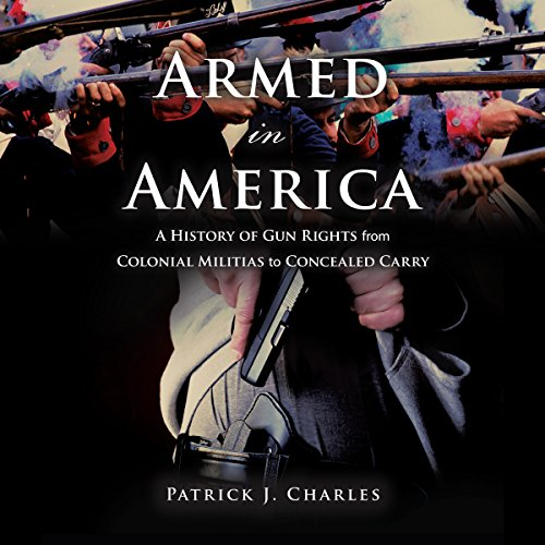 Armed in America audiobook cover art