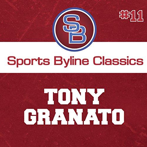 Sports Byline: Tony Granato copertina
