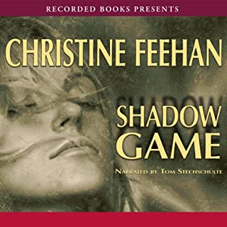 Shadow Game audiobook cover art