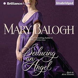 Seducing an Angel audiobook cover art