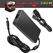 Slim 240W AC Charger for PA-9E GA240PE1-00 DELL Alienware 15 Alienware 14 Alienware 13 Alienware M17x M18x M18x R2 Dell Precision M6400 M6600 M6700 M6800 Laptop Power Adapter Supply Cord
