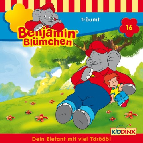 Benjamin träumt audiobook cover art
