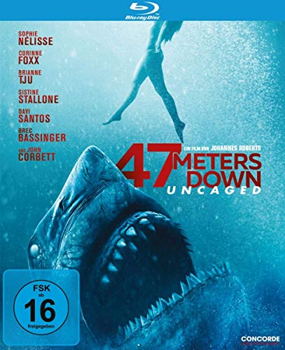 47 Meters Down - Uncaged [Alemania] [Blu-ray]