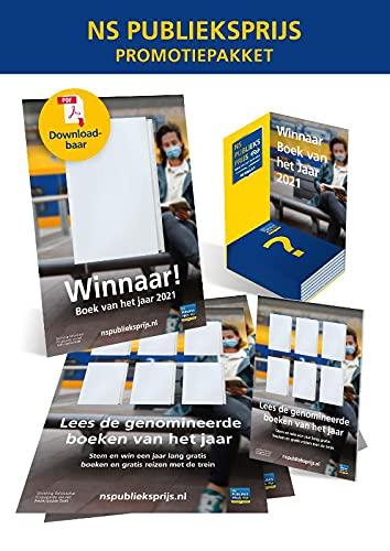 NS Publieksprijs Boekhandel Promotiepakket 2021: KBb Plusledenprijs €31 incl. BTW (NS Publieksprijs 2021)