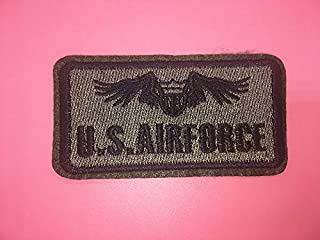 1 Pieces Tactical USA Airforce Patch - American Airforce United States of America Military Patches (1)