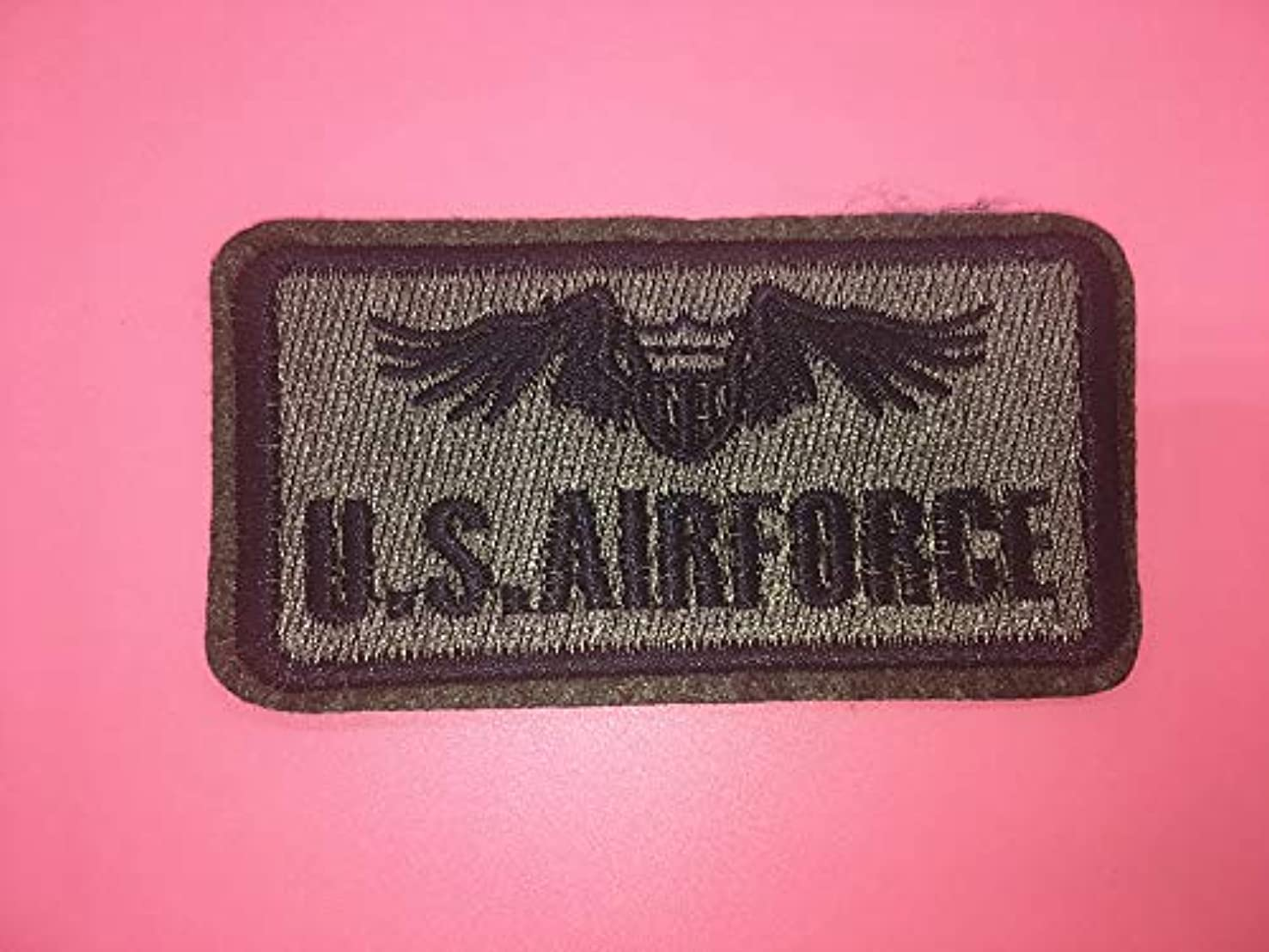 2 pieces Tactical USA Airforce Patch - American Airforce United States of America Military Patches (2)