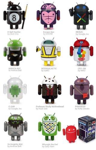 Preisvergleich Produktbild Google Android Phone Mascot Mini-Figur Serie 3