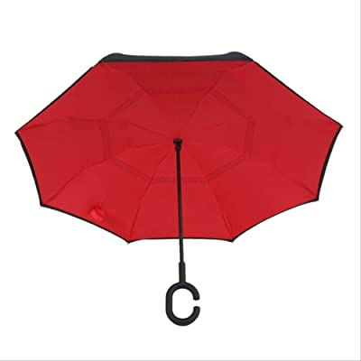 Walking Cradles - Parasol Femme, Rouge (