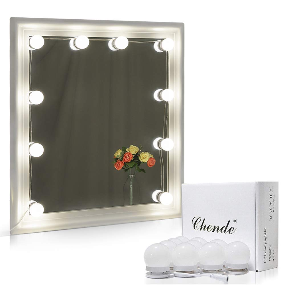 Chende Hollywood Dimmable Lighting Dressing