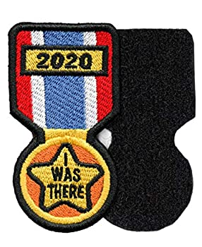 Generic LDMorgan,Tactical Morale Patch for Backpack - 3X1.5 inch - Hook and Loop Military American Patch