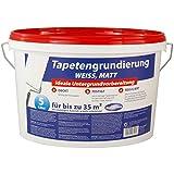 Tapetengrundierung Tapetengrund Tapeten Grund 5 Liter