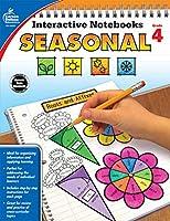 Interactive Notebooks Seasonal, Grade 4