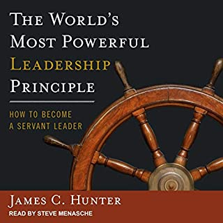 The World's Most Powerful Leadership Principle audiobook cover art