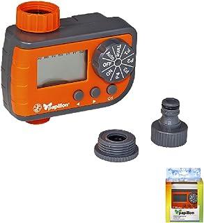 Papillon 93184 Programmatore Digitale a batteria, Grigio/Arancio