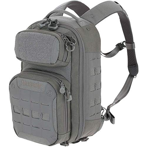 Maxpedition RIFTPOIN CCW-Enabled - Mochila, color gris, talla única
