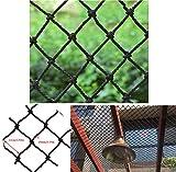 Balcon filet magasin de vêtements suspendus vêtements filet escalier garde-corps clôture football...