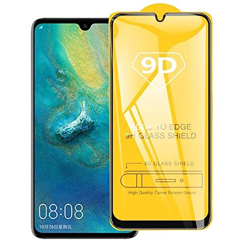 AMOSO AYDD für Huawei-Nova 5T 9D Full LUE Full Screen Tempered Glass Film