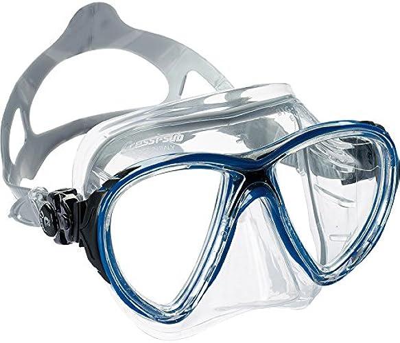 Cressi-Sub Masques de plongée Big Eyes Evo Crystal Uni