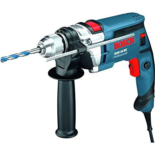 Preisvergleich Produktbild Bosch 750-Watt-Elektronik-Schlagbohrmaschine GSB 16 RE Professional 0 601 14E 50