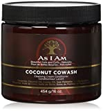 As I Am Coconut Cowash Cleansing Conditioner (Pack of 2)