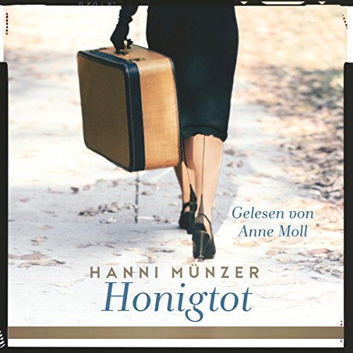 Honigtot audiobook cover art