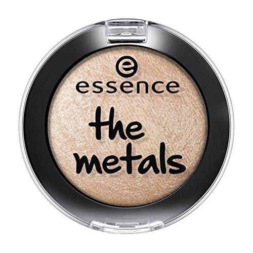 essence - Lidschatten - the metals eyeshadow - 01 ballerina glam
