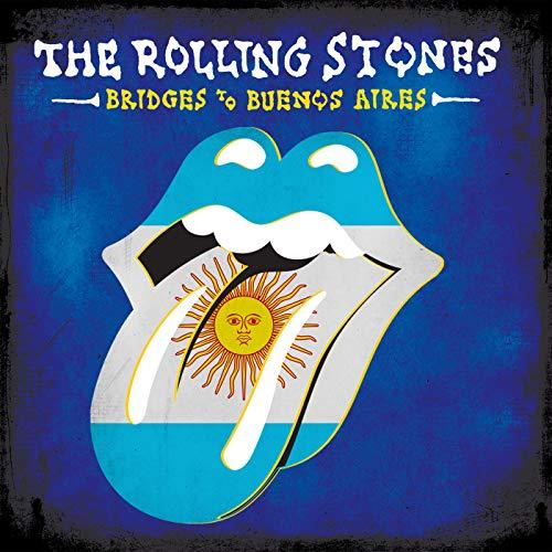 The Rolling Stones - Bridges To Buenos Aires [Reino Unido] [DVD]