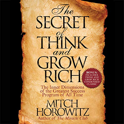 The Secret of Think and Grow Rich cover art
