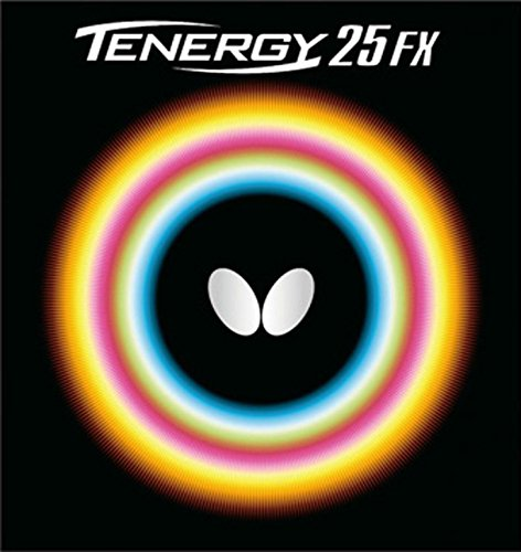 Buy Discount Butterfly Tenergy 25 FX Table Tennis Rubber