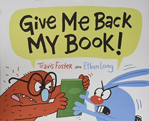 Give Me Back My Book!: (Funny Books…
