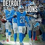 Detroit Lions 2020 Calendar