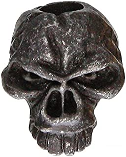 Schmuckatelli Emerson Skull Bead