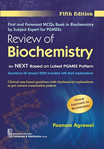 Review of Biochemistry