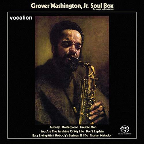Grover Washington, Jr. – Soul Box [SACD Hybrid Multi-Channel]