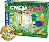 Thames & Kosmos Chem C1000 (V 2.0) Chemistry Set with 125 Experiments & 80 Page Lab Manual, Student Laboratory Quality Instruments & Chemicals