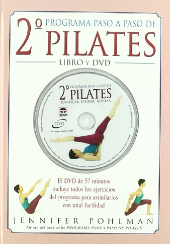 2b: Programa Paso a Paso de Pilates - Libro y DVD
