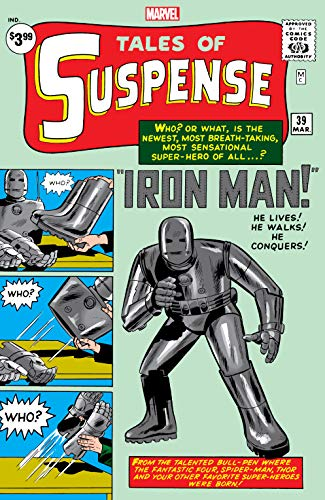 Tales of Suspense (1959-1968) #39: Facsimile Edition (English Edition)