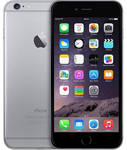 Apple iPhone 6 Plus, Space Gray, 16 GB (Verizon)