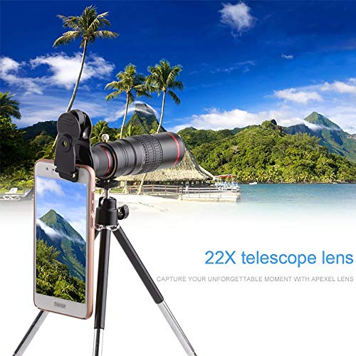 Portable Aluminum Tripod Foldable for Easy Carrying 360-degree Panoramic Shooting 1//4 Camera Interface Compatible with Most Devices ZXASDC Camera Tripod Phone Tripod