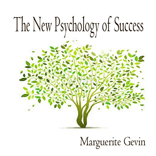 The New Psychology of Success audiobook cover art