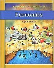 Economics (8th, 11) by Boyes, William - Melvin, Michael [Hardcover (2010)]