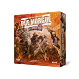 Edge Entertainment - Zombicide Temporada 3: Rue Morgue, Juego de Mesa (ZC05)