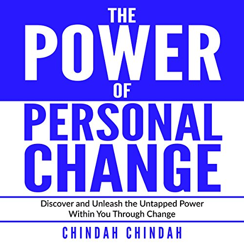 The Power of Personal Change audiobook cover art