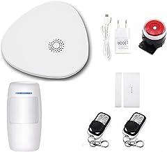 Venster of deursensor WiFi Draadloze anti-diefstal alarm thuis winkel deur en venster infrarood alarmsysteem Home inbreker...