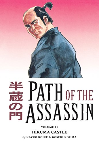 Path of the Assassin Volume 11: Battle for Power Part 3
