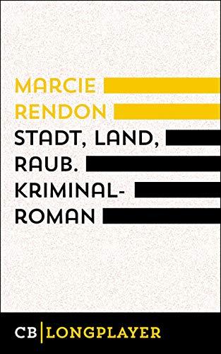 Buchseite und Rezensionen zu 'Stadt, Land, Raub' von Marcie Rendon