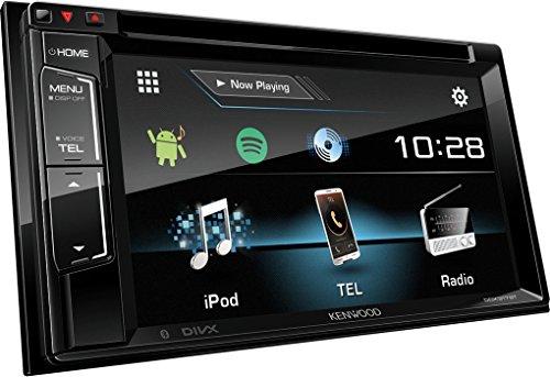 Kenwood DDX31°F8J037bt 15.7cm Double DIN VGA Monitor with Bluetooth Module and Digital Radio–Black