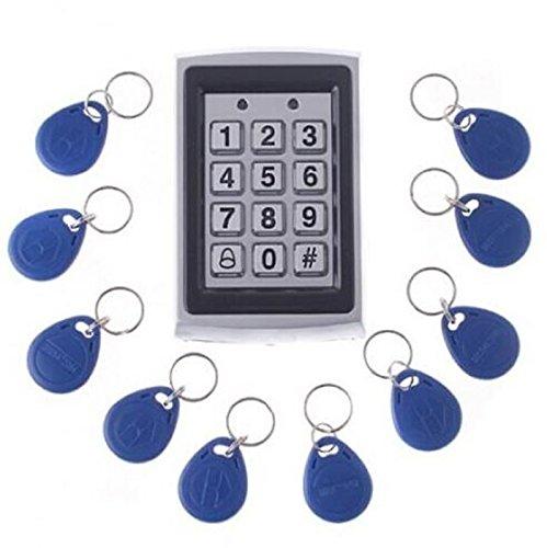 Unbenkannt RFID Türschloss Zugangssystem Zutrittskontrolle System Codeschloss