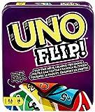 Mattel Games UNO: Flip [Amazon Exclusive]